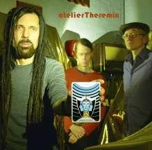 atelierTheremin: Empfange neue Signale, 1 LP und 1 CD