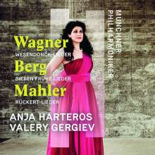 Anja Harteros - Orchesterlieder, CD