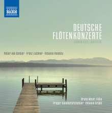 Deutsche Flötenkonzerte, CD