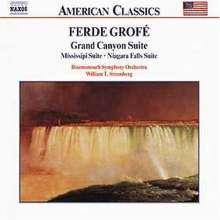 Ferde Grofe (1892-1972): Grand Canyon Suite, DVD-Audio