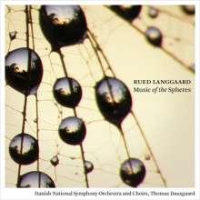 Rued Langgaard (1893-1952): Music of the Spheres, Super Audio CD