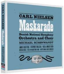 Carl Nielsen (1865-1931): Maskarade, 2 Super Audio CDs