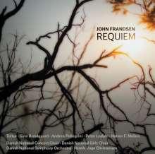 John Frandsen (geb. 1956): Requiem, 2 Super Audio CDs