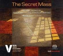 Frank Martin (1890-1974): Messe für 2 vierstimmige Chöre, Super Audio CD