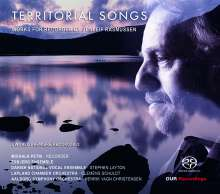 "Sunleif Rasmussen (geb. 1961): Blockflötenkonzert ""Territorial Songs"", Super Audio CD"
