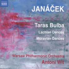 Leos Janacek (1854-1928): Taras Bulba, CD