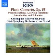Ferdinand Ries (1784-1838): Klavierkonzerte Vol.2, CD