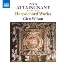 Pierre Attaingnant (1494-1552): Cembalowerke, CD
