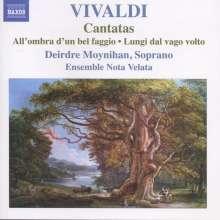 Antonio Vivaldi (1678-1741): Kantaten RV 649, 650, 679, 680, 681, CD