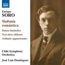 Enrique Soro (1884-1954): Sinfonia romantica, CD