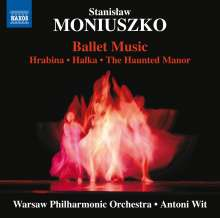 Stanislaw Moniuszko (1819-1872): Ballettmusik, CD