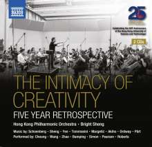 Hong Kong Philharmonic Orchestra - The Intimacy of Creativity, 2 CDs