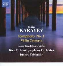 Kara Karayev (1918-1982): Symphonie Nr.1, CD