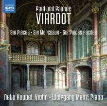 Paul Viardot (1821-1910): Werke für Violine & Klavier, CD