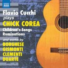 Flavio Cucchi plays Chick Corea, CD