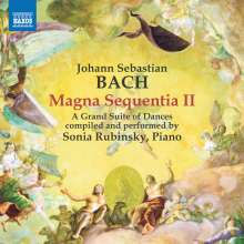 Johann Sebastian Bach (1685-1750): Magna Sequentia II - A Grand Suite of Dances, CD