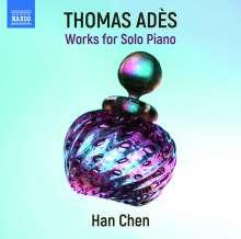 Thomas Ades (geb. 1971): Klavierwerke, CD