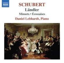 Franz Schubert (1797-1828): Klavierwerke, CD