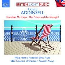 Richard Addinsell (1903-1977): Orchesterstücke, CD
