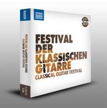 Festival der Klassischen Gitarre, 5 CDs