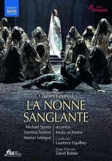 Charles Gounod (1818-1893): La Nonne Sanglante, DVD