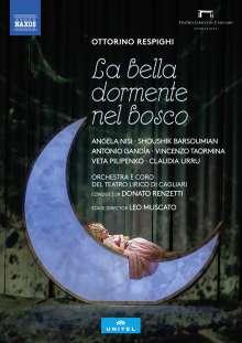 Ottorino Respighi (1879-1936): La Belle Dormente nel bosco, DVD