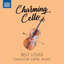 Charming Cello - Best Loved Classical Cello Music, CD