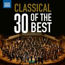 "Naxos-Sampler ""Classical 30 of the Best"", 2 CDs"
