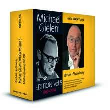 Michael Gielen - Edition Vol.5, 6 CDs