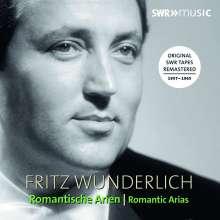 Fritz Wunderlich - Romantische Arien, CD
