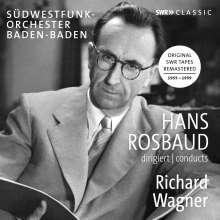 Hans Rosbaud dirigiert Richard Wagner, CD