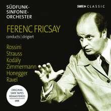 Ferenc Fricsay - SWR Live Recording 1955, CD