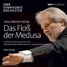 Hans Werner Henze (1926-2012): Das Floß der Medusa, CD