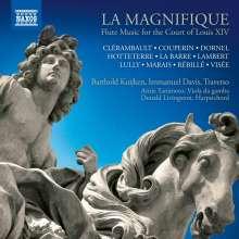 La Magnifique - Flötenmusik am Hofe Ludwig des XIV, CD