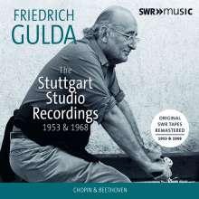 Friedrich Gulda - The Stuttgart Studio Recordings 1953 & 1968, CD