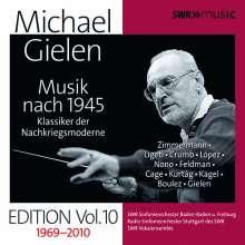 Michael Gielen - Edition Vol.10 (Musik nach 1945), 6 CDs