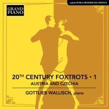 Gottlieb Wallisch - 20th Century Foxtrots Vol.1 (Österreich & Tschechien), CD