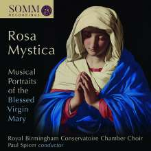 Birmingham Conservatoire Chamber Choir - Rosa Mystica, CD