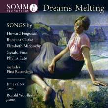 James Geer - Dreams Melting, CD