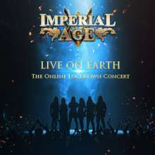 Imperial Age: Live On Earth - The Online Lockdown Concert, 2 CDs