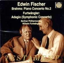 Edwin Fischer spielt Klavierkonzerte, CD