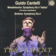 Guido Cantelli dirigiert, CD