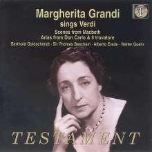 Margherita Grandi singt Verdi, CD