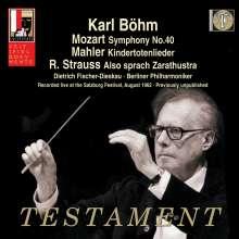 Karl Böhm dirigiert, 2 CDs