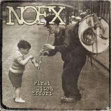NOFX: First Ditch Effort, CD
