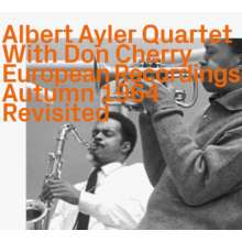 Albert Ayler & Don Cherry: European Recordings Autumn 1964 Revisited, 2 CDs