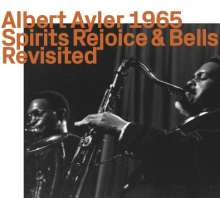 Albert Ayler (1936-1970): Spirits Rejoice & Bells Revisited, CD