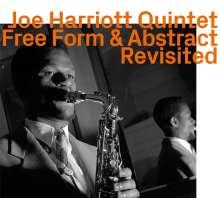 Joe Harriott (1928-1973): Free Form & Abstract Revisited, 2 CDs