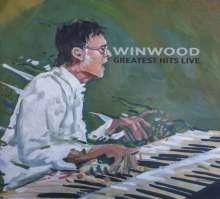 Steve Winwood: Winwood Greatest Hits Live, 2 CDs
