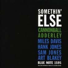 Cannonball Adderley (1928-1975): Somethin' Else, Super Audio CD